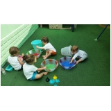 creches infantis até 3 anos Vila Zilda