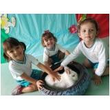 creches infantis integrais Vila Azevedo