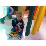 creches infantis para bebê Vila Canero