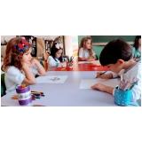 escola de educação infantil particular matrículas Vila Zilda