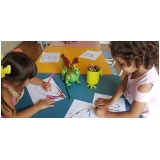 escola de ensino infantil onde encontro Vila Antonina