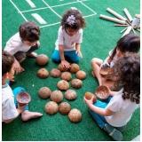 escola infantil meio período onde encontro Vila Parque São Jorge