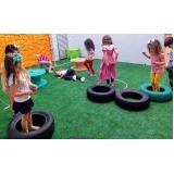 escola infantil meio período Parque São Jorge