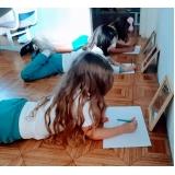 escola infantil onde encontro Vila Oratório