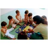 escola infantil particular onde encontro Parque Cruzeiro do Sul