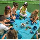 escola infantil particular Vila Embira