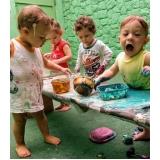 escolas de educação infantil Vila Parque São Jorge