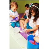 escolas educação infantil Capão do Embira