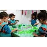 escolas infantis integrais Vila Rio Branco