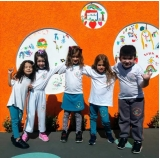 escolas infantis manhã Vila Parque São Jorge