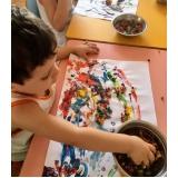 escolas infantis particulares Vila Matias