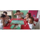 escolas infantis tarde Parque São Jorge