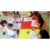 escolas particulares de educação infantil Vila Rio Branco