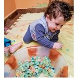 inscrição para creche bebê de 7 meses Jardim Anália Franco