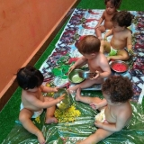 inscrições de creche bebê 6 meses Quarta Parada