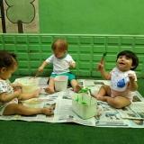 inscrições de creche para bebê de 1 ano Quarta Parada
