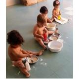 inscrições de creche para bebê de 3 meses Chácara Tatuapé