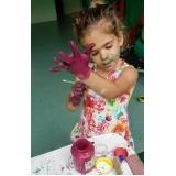 maternal 4 anos Capão do Embira