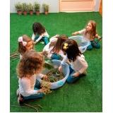 matrícula para escola infantil manhã Vila Embira