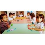 matrícula para escola particular infantil Vila Lusitana