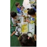 onde encontrar berçário e educação infantil Vila Araci