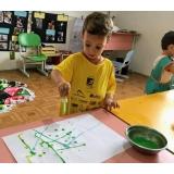 onde encontrar pré escola e creche Chácara Santo Antônio