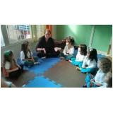 onde encontro creche infantil 3 anos Vila Guarani