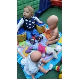 onde encontro creche infantil bebê Vila Antonina