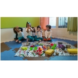 onde encontro creche infantil integral Vila Santa Clara