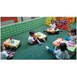 onde encontro creche infantil meio período particular Jardim Alice