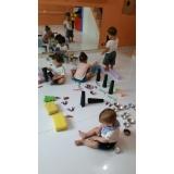 onde encontro creche infantil particular para bebê Vila Olinda