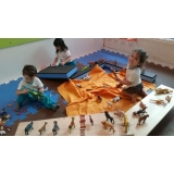 onde encontro creche infantil particular Jardim Guanabara