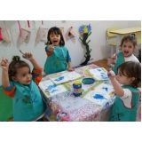 onde tem creche infantil até 3 anos Vila Canero