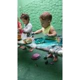 onde tem creche infantil bebê Vila Cruzeiro