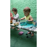onde tem creche infantil bebê Vila Lusitana