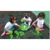 onde tem creche infantil integral Vila Canero