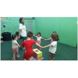 onde tem creche infantil meio período particular Vila Santa Isabel
