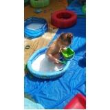 onde tem creche infantil para bebê Vila Rio Branco