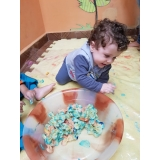 onde tem creche infantil particular para bebê Jardim Textil