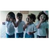 onde tem creche infantil particular Vila Santa Clara