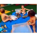 onde tem educação infantil berçário Jardim Iara