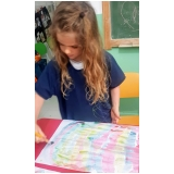 onde tem educação infantil escola Vila Santa Clara