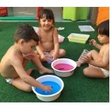 onde tem educação infantil pré escola Vila Araci