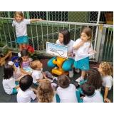 pré escola 4 anos Chácara Santo Antônio