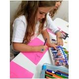 pré escola com inglês Vila Matias