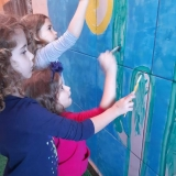 pré-escola e jardim de infância