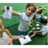 pré escolas 5 anos Vila Luísa