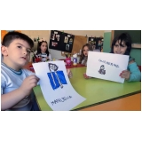 pré escolas com inglês Vila Bertioga