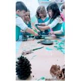 pré-escolas e jardim de infância Parque São Jorge