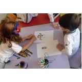 pré escolas infantis Chácara Califórnia
